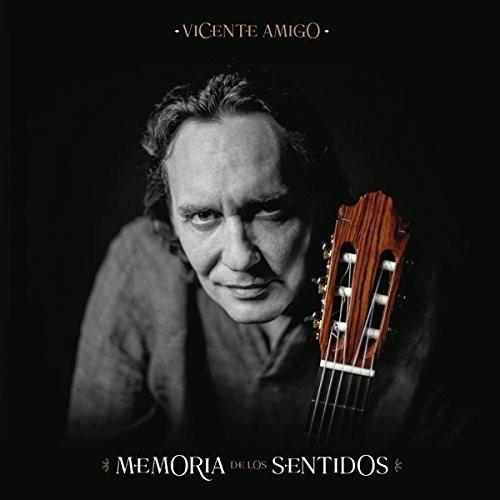 Sony Music LP VICENTE AMIGO Memoria De Los Sentidos 2LP