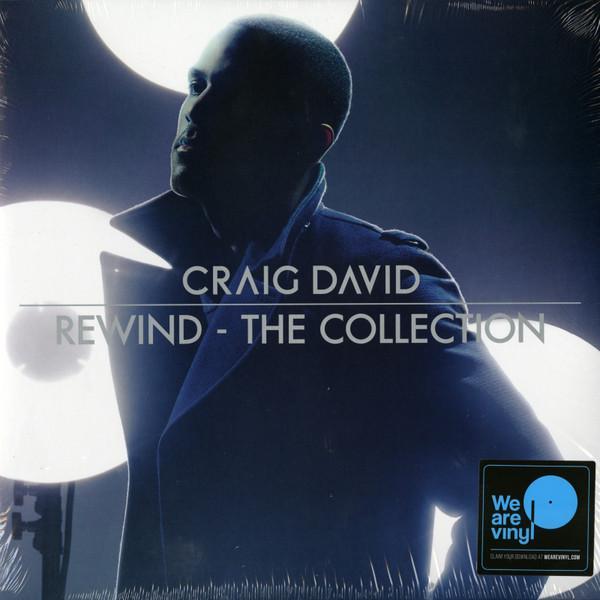 Sony Music LP CRAIG DAVID Rewind - The Collection 2LP