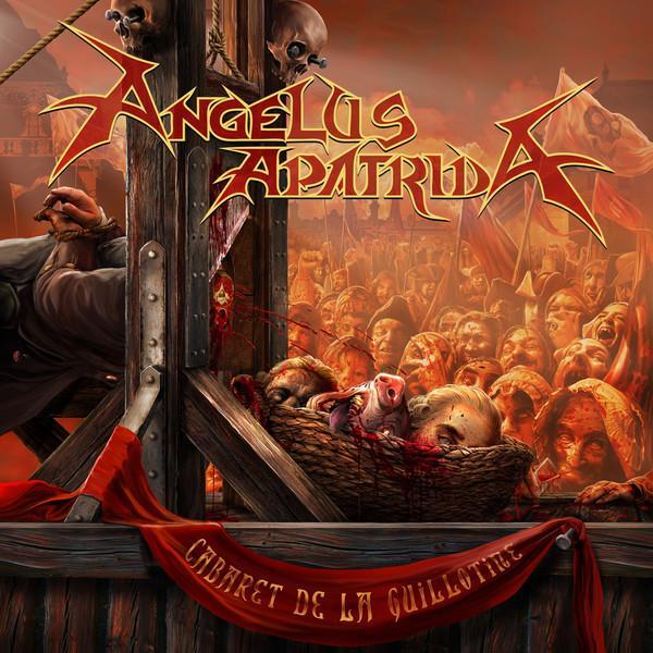 Sony Music LP ANGELUS APATRIDA Cabaret De La Guillotine