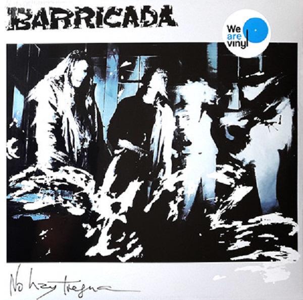 Sony Music LP BARRICADA No hay tregua