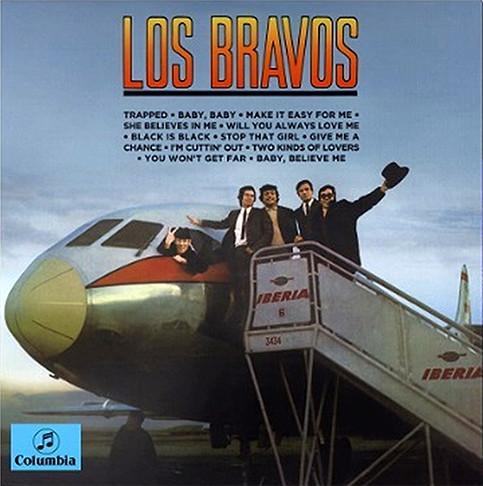 Sony Music LP Los Bravos – Los Bravos