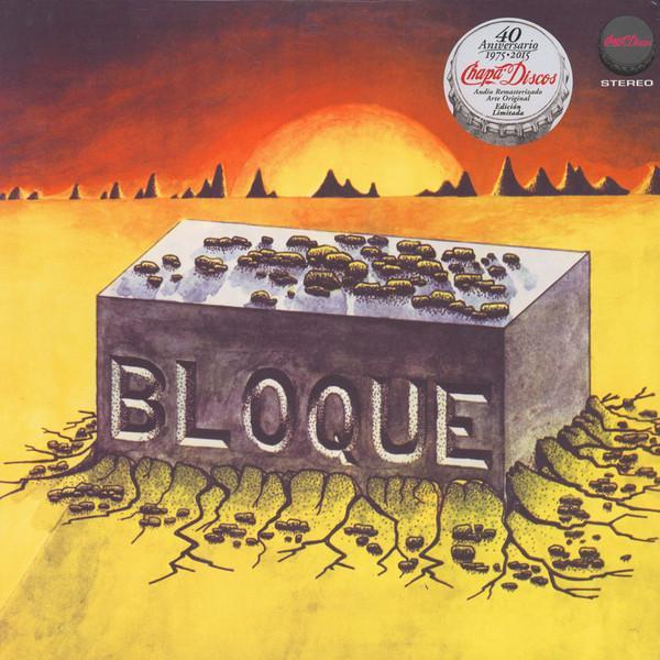 Sony Music LP Bloque – Bloque