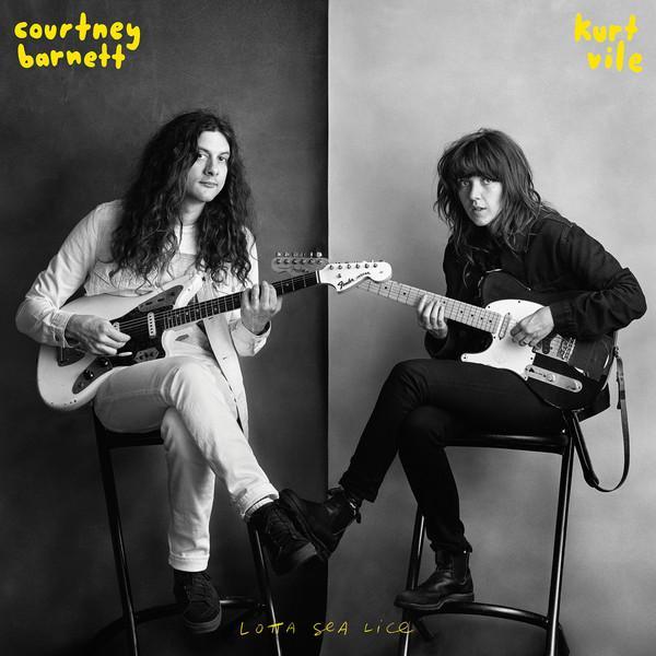 LP Courtney Barnett And Kurt Vile – Lotta Sea Lice