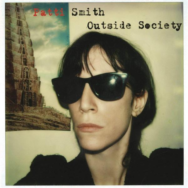 2LP Patti Smith ‎– Outside Society