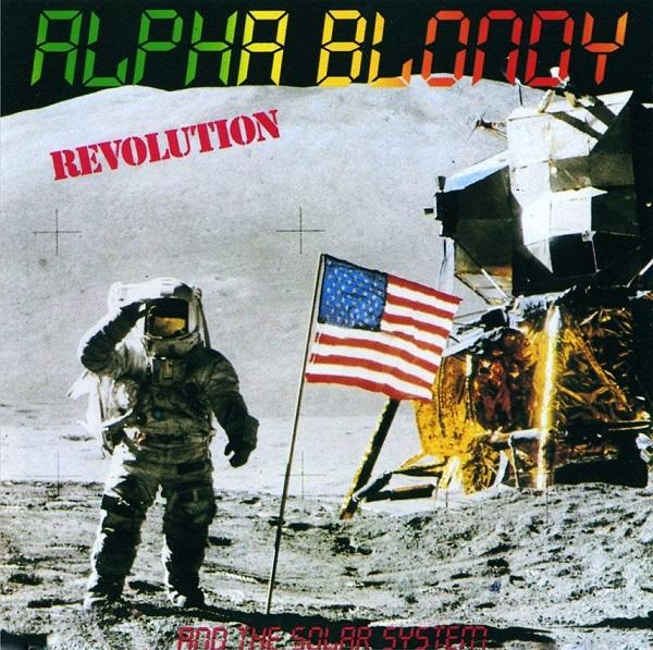 LP Alpha Blondy - Revolution