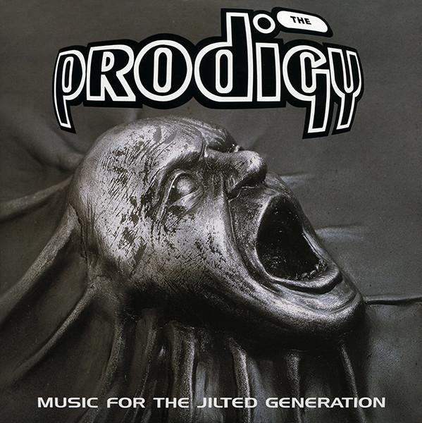 2LP The Prodigy – Music For The Jilted Generation