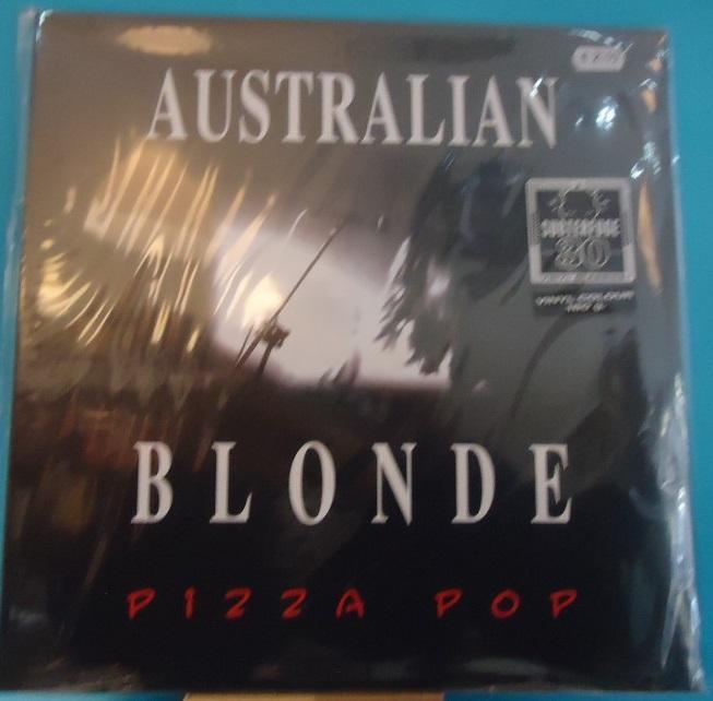 LP Australian Blonde – Pizza Pop