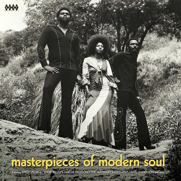 LP Various – Masterpieces Of Modern Soul