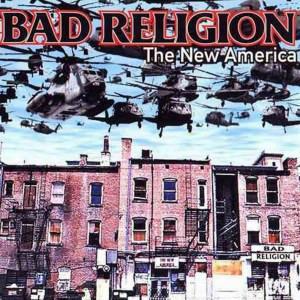 LP Bad Religion – The New America