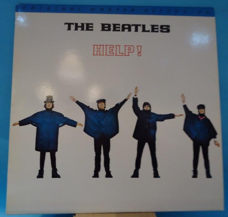 LP The Beatles – Help!  Mobile Fidelity Sound Lab Vinyl NM Cover EXC+