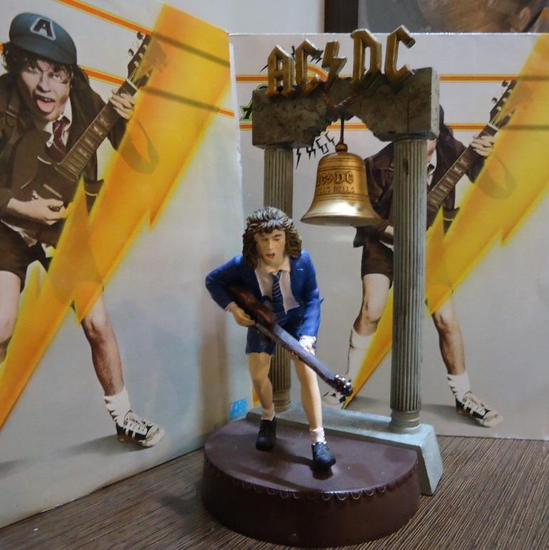 Figura de resina AC/DC HELL BELLS