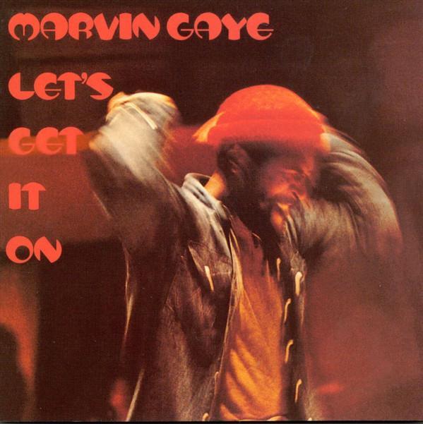 LP Marvin Gaye – Let's Get It On