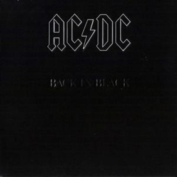 LP AC/DC – Back in Black