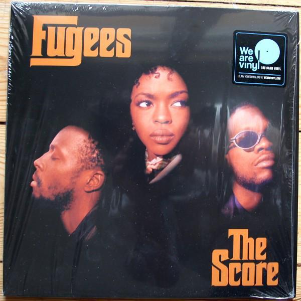 LP Fugees – The Score 2LP