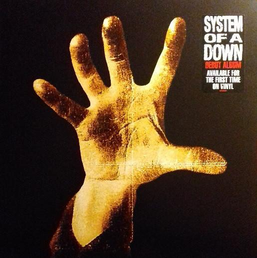 LP System Of A Down – System Of A Down