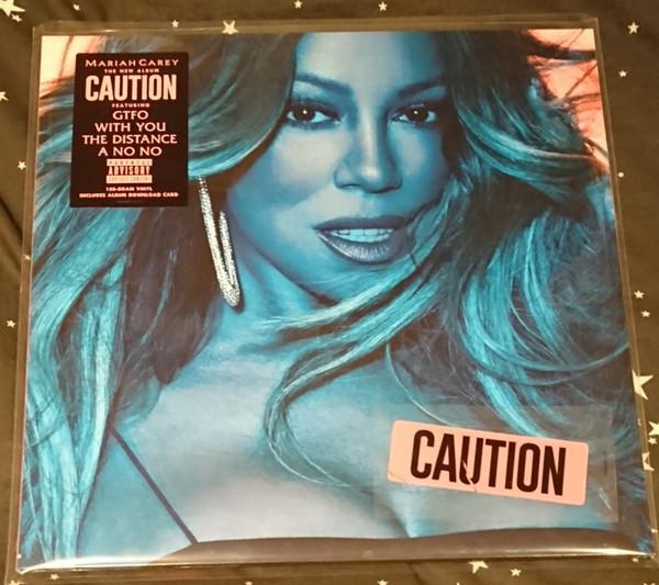 LP Mariah Carey – Caution