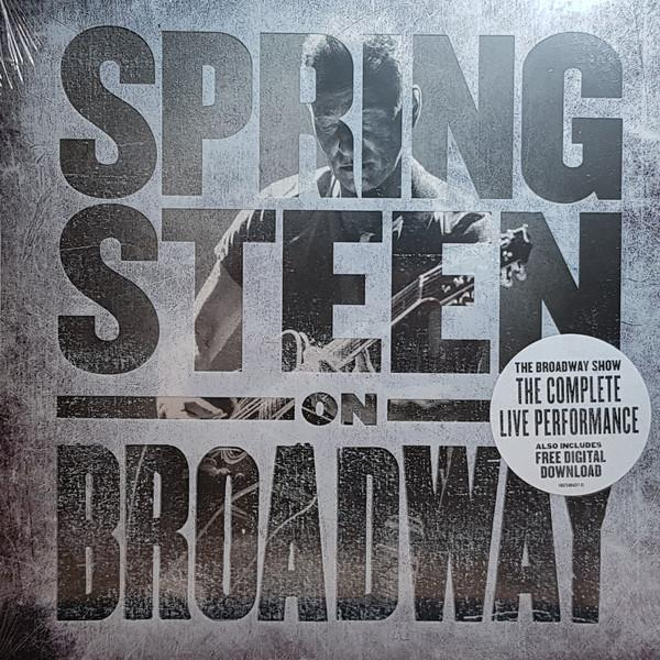 BOX SET Bruce Springsteen – Springsteen On Broadway 4LP