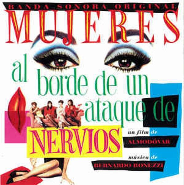 LP Bernardo Bonezzi – Mujeres Al Borde De Un Ataque De Nervios