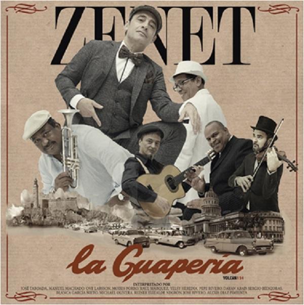 LP ZENET - LA GUAPERÍA