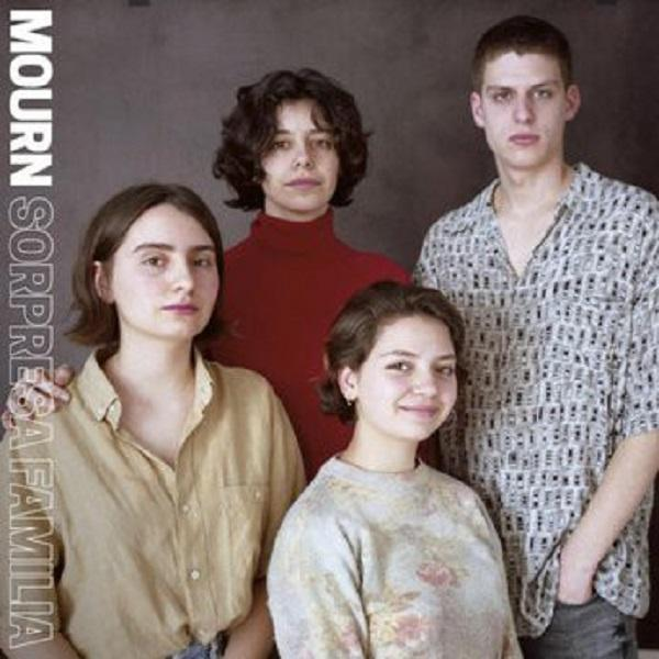 LP MOURN - SORPRESA FAMILIA