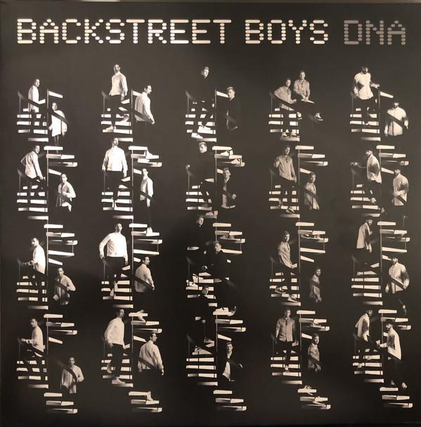 Sony Music LP Backstreet Boys - DNA -