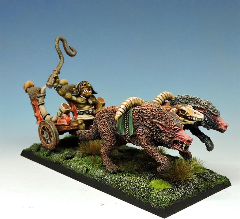 Black Goblins Chariot
