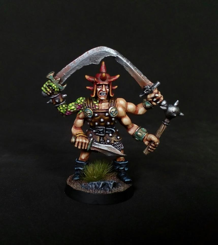 Raider Champion