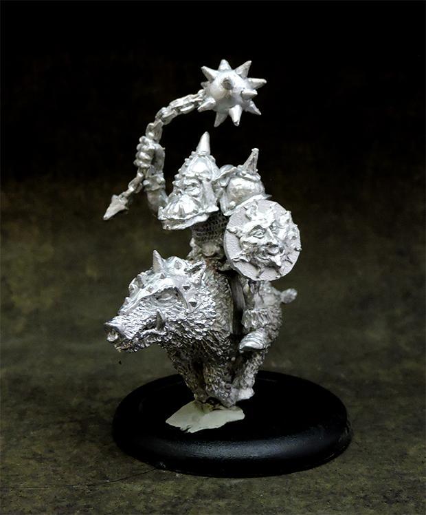 Orc boar rider #3