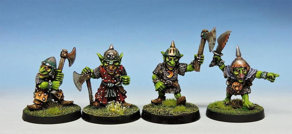 Hill goblins #7