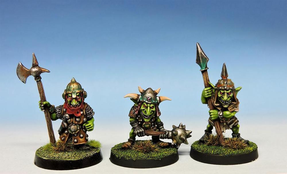 Hill goblins #8