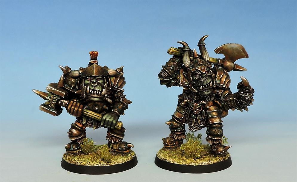 Iron Orcs #1