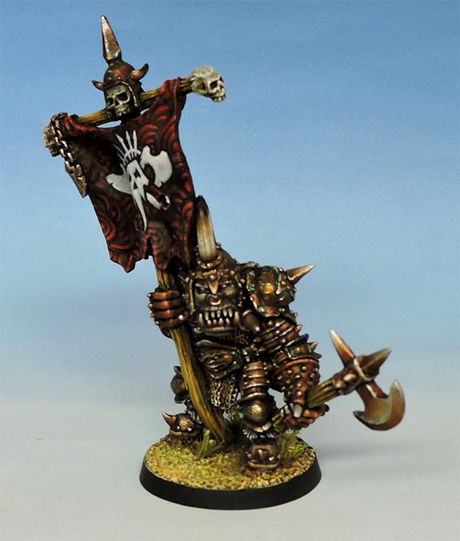 Iron Orc Standard Bearer