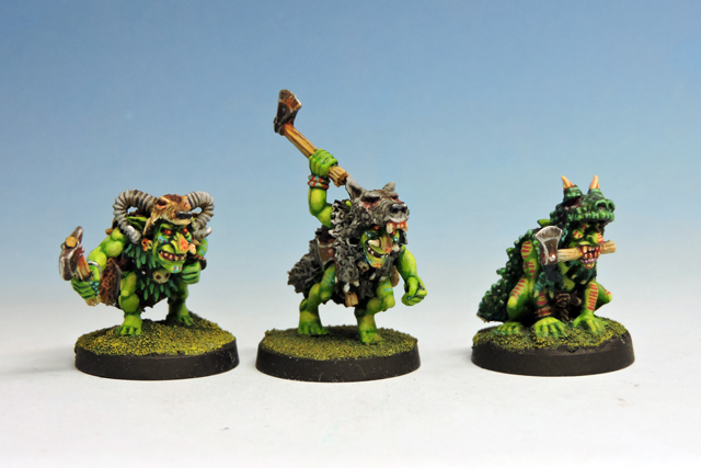 Feral Goblins Troops #2