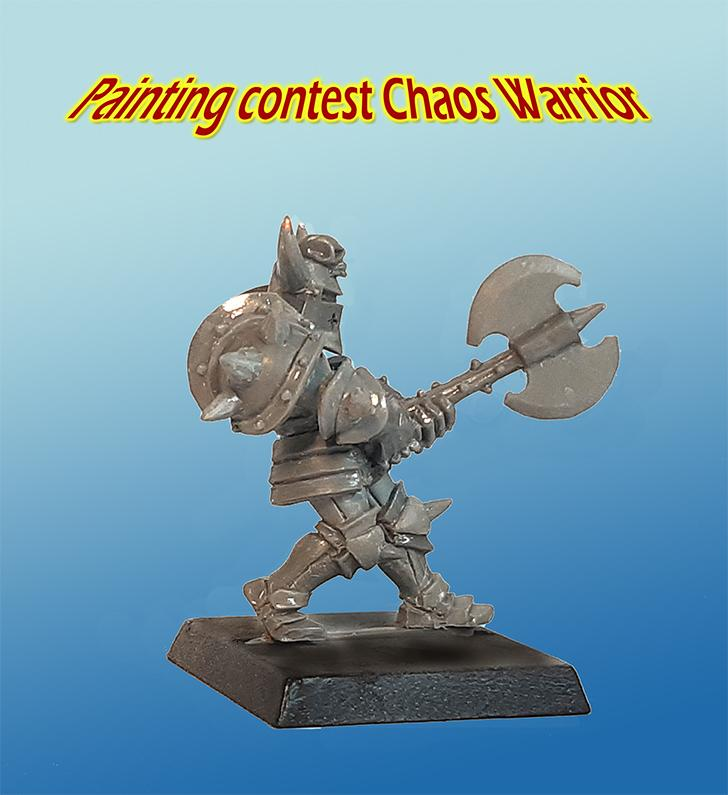 Chaos Warrior - Painting Contest
