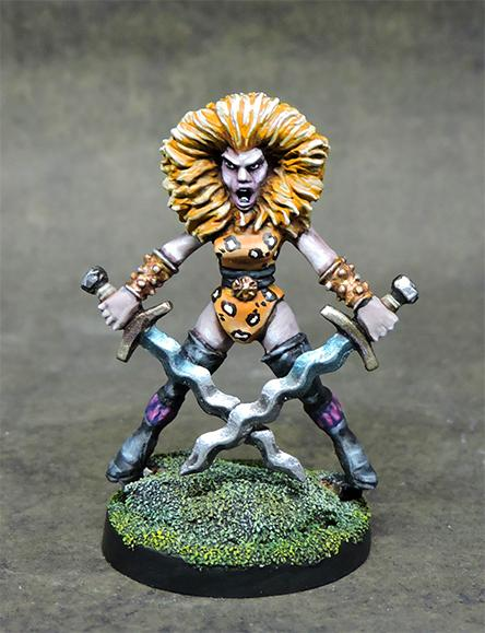Female Chaos Raider