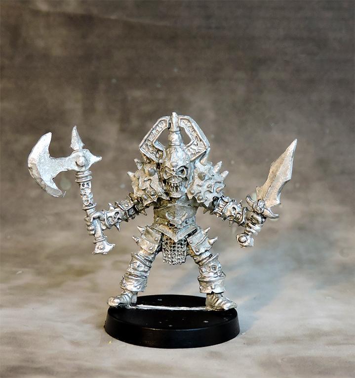 Chaos Warrior #13