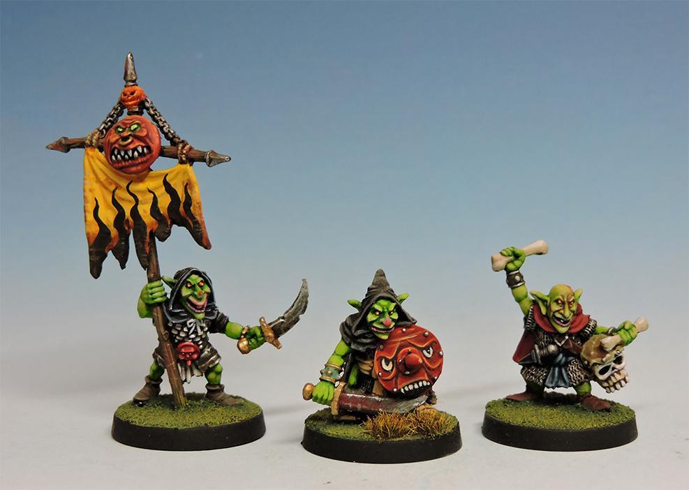 Grupo de mando Doom Goblin