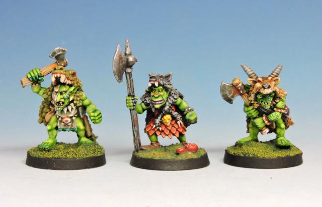 Tropas Goblins Ferales #1