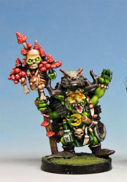 Shaman Goblin Feral