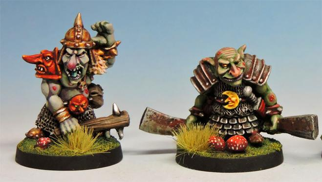 Black Goblin Troops #2