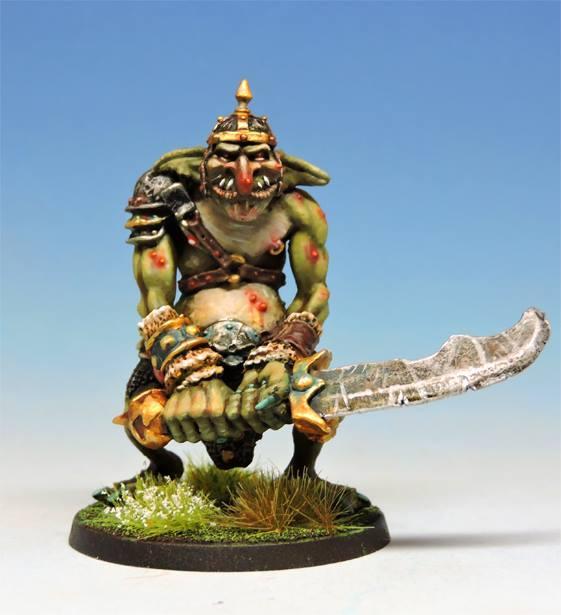 Troll Leader (PRE-ORDER)