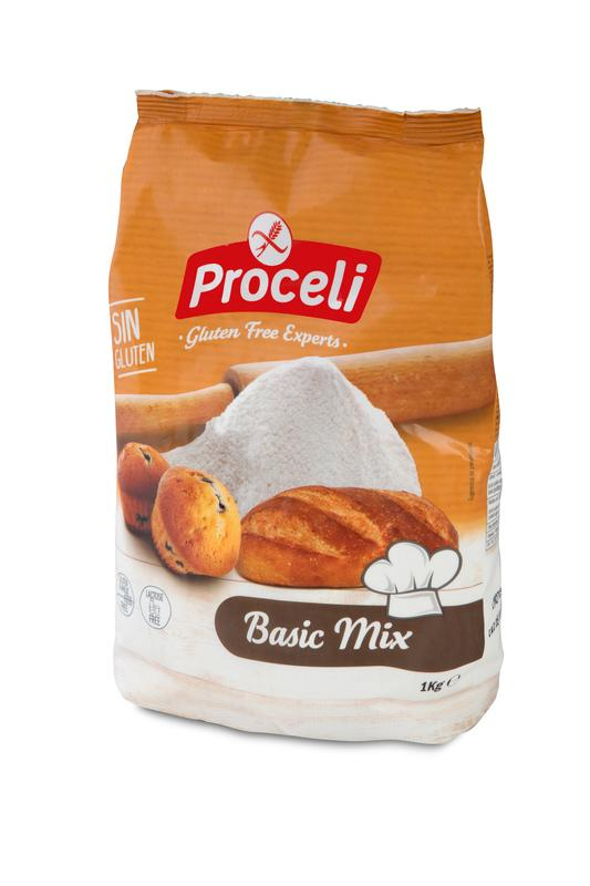 Proceli Basic Mix