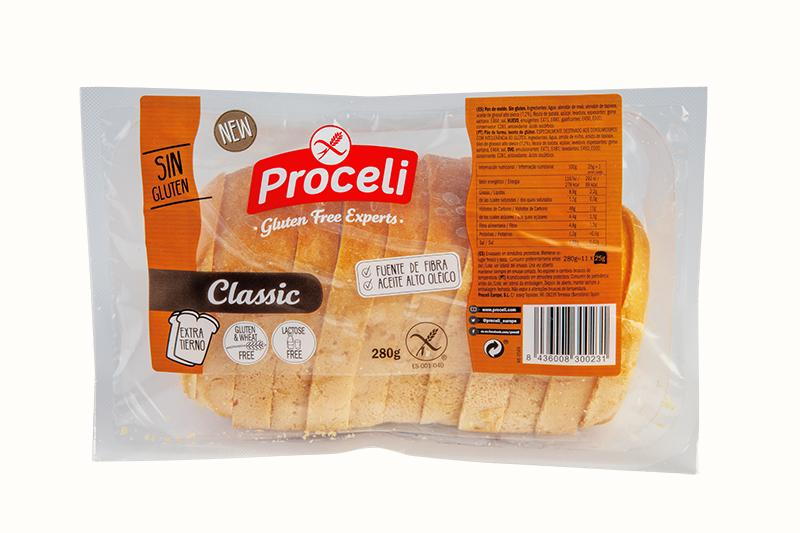 Classic_ sin gluten_ Proceli