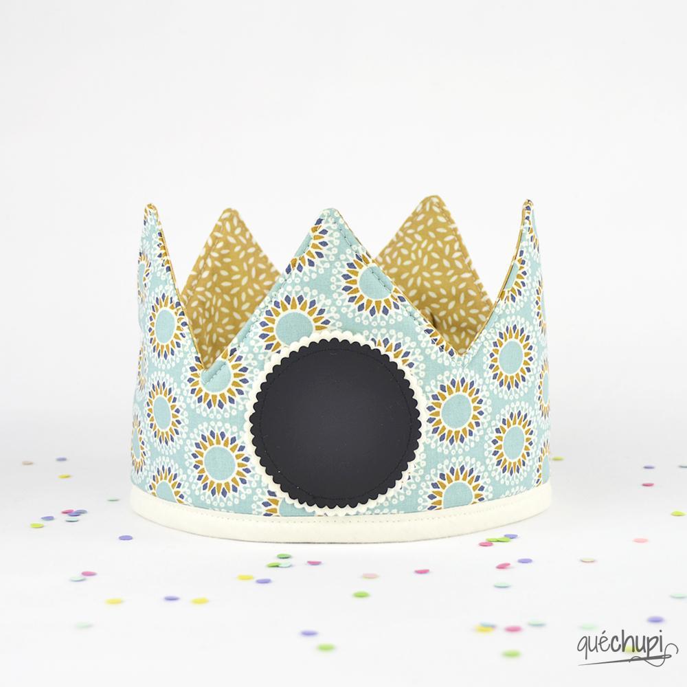 Corona celeste y mostaza