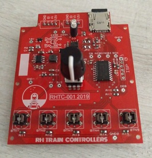 RH Train Controllers RHTC-001