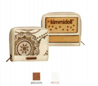 Kimmidoll | Billetero y Monedero de Mujer