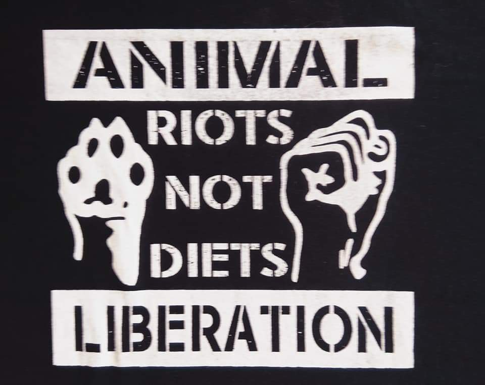 Riots, not diets!.