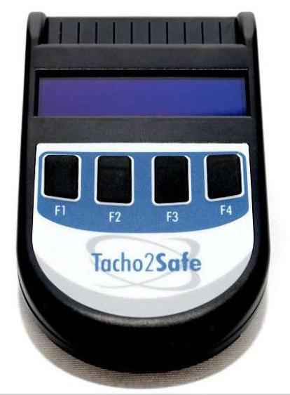 Tacho2Safe Llave Descarga 4GB