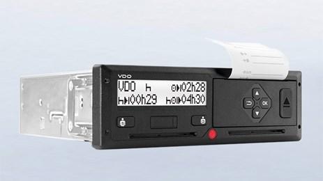 VDO Tacógrafo digital 1381 DTCO 2.2
