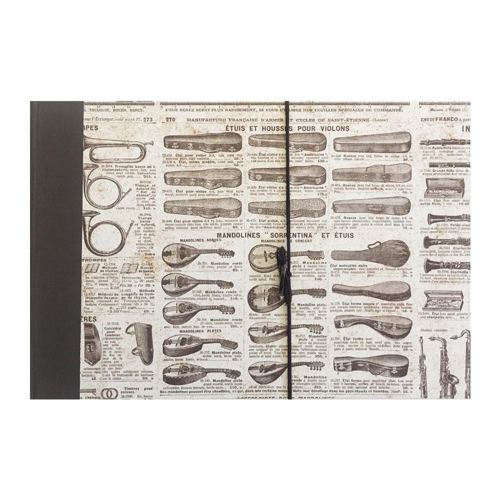 Cuadernos Artesanales para Dibujo Cuaderno A4 Imágenes Vintage